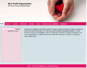 Web Presence Builder Makes Sense For Non-Profit Organizations