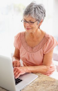 More Senior Citizens Are Using The Internet