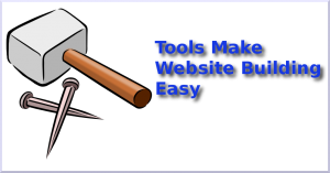 Website Building Software Makes Your Job Easy