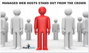 Managed Web Hosts Stand Out From The Crowd